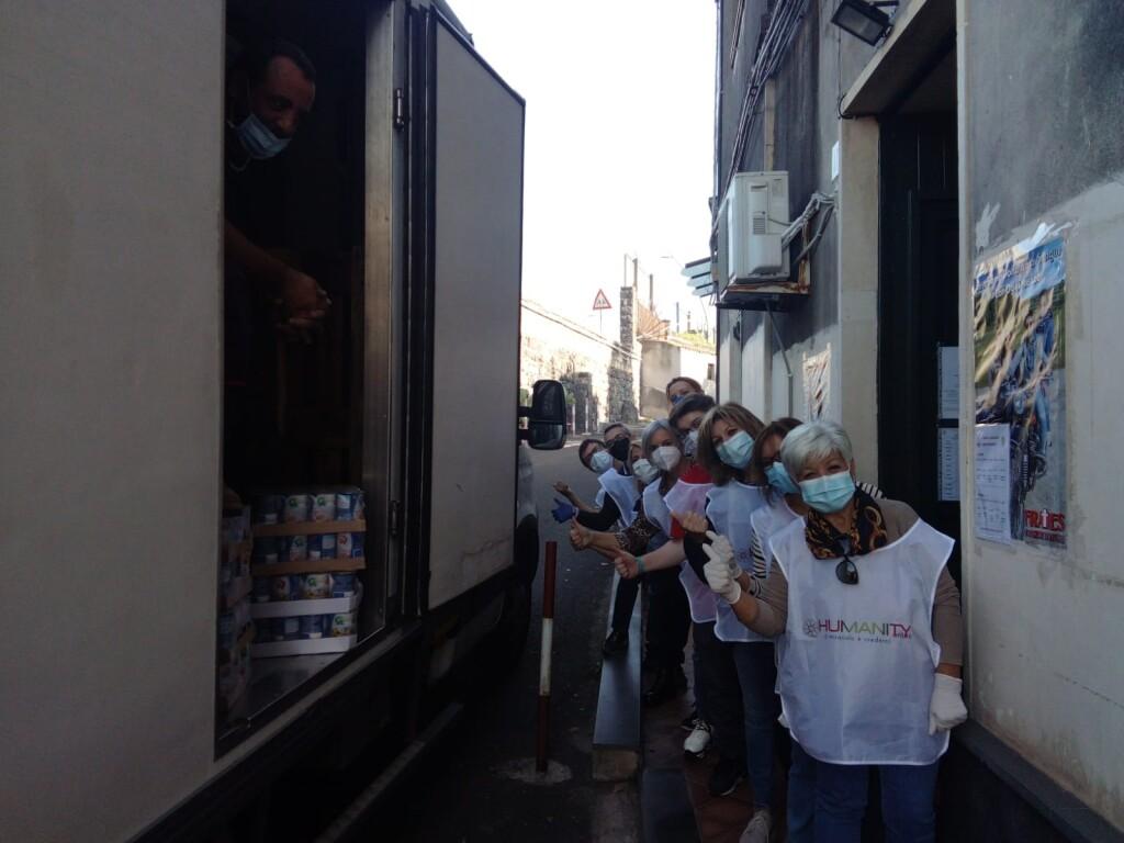 Giornata mondiale del volontariato;banco humanity onlus;