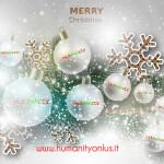 Natale; Humanity onlus